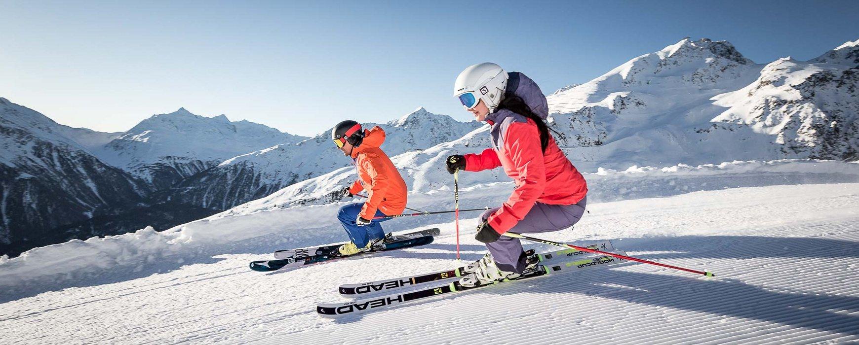 Skigebiet HAUS TANJA
